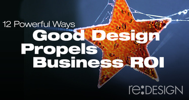 12 powerful ways good design propels business ROI, design investment, invest in design