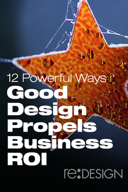 12 Powerful Ways Good Design Propels Business ROI
