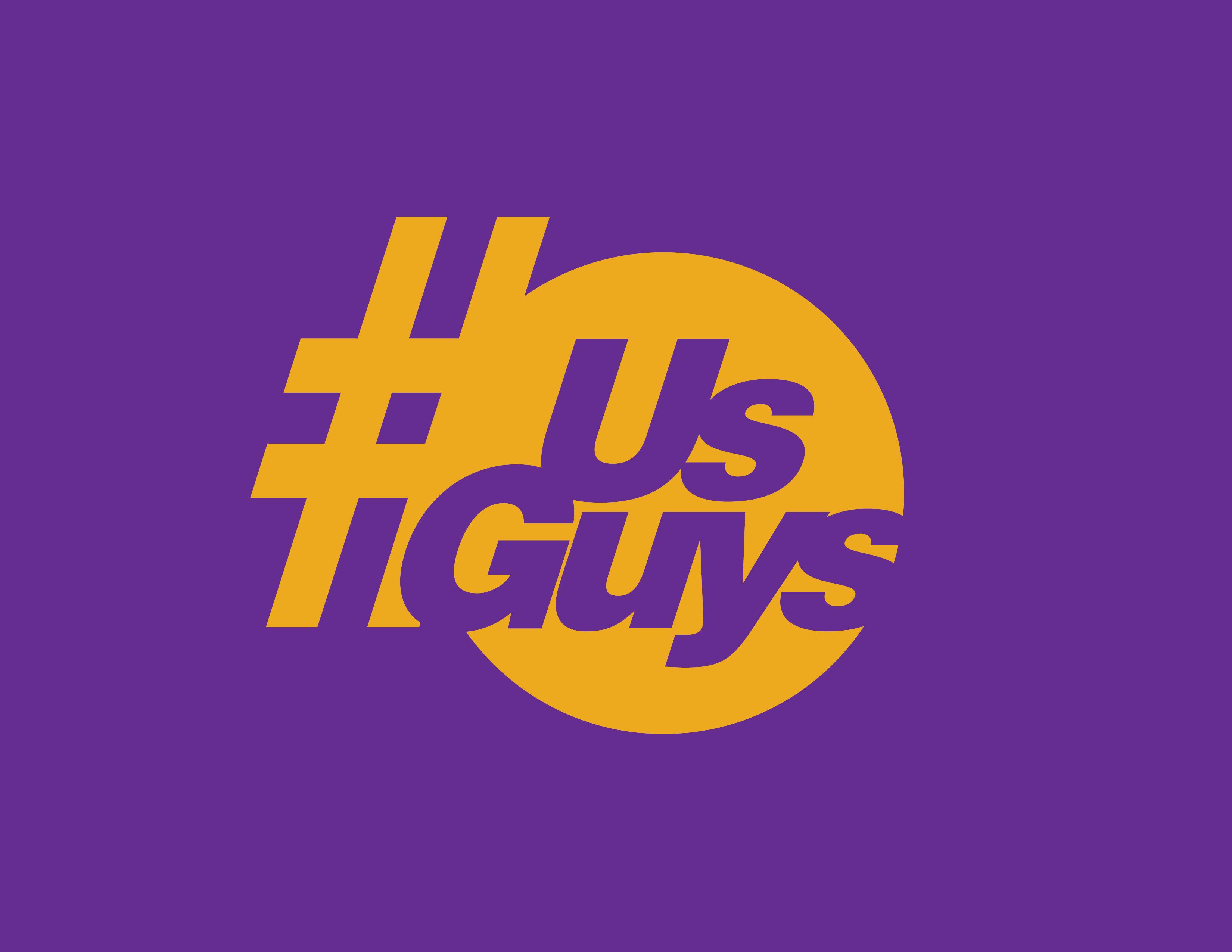 good logo design, logo designer, long island logo design, usguys logo, social media branding